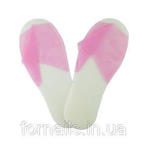 Тапочки одноразовые отельные Panni Mlada, розовые