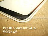 5d full glue загартоване скло на весь екран Xiaomi pocophone F1 чорне 0,26 мм водостійке, фото 3