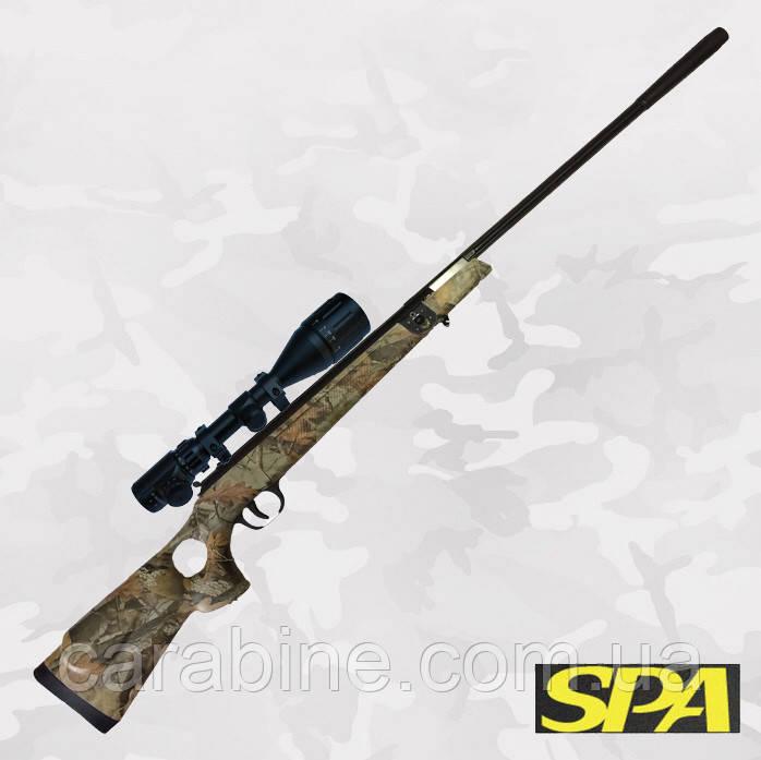 Пневматическая винтовка Snowpeak SPA SR 1400 + ПО 3-9x40