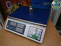 Весы торговые электронные на 35 кг ACS 961 OXI, фото 2