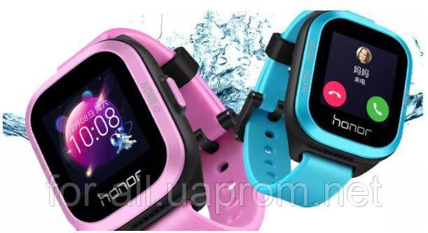 Фото Детские умные часы-телефон Honor Little K2 с GPS трекером