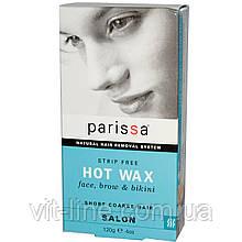 Parissa, Натуральная система удаления волос, Горячий воск,  (120 г)