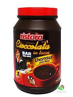Горячий шоколад Ristora barattolo, 1 кг (банка)