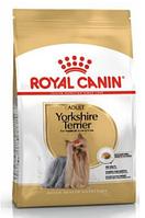 Корм для собак Royal Canin (Роял Канин) YORKSHIRE TERRIER ADULT породы Йоркширский терьер, 7,5 кг
