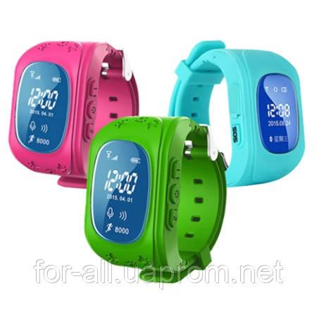 Фото Детские смарт часы Smart Baby Watch Q50