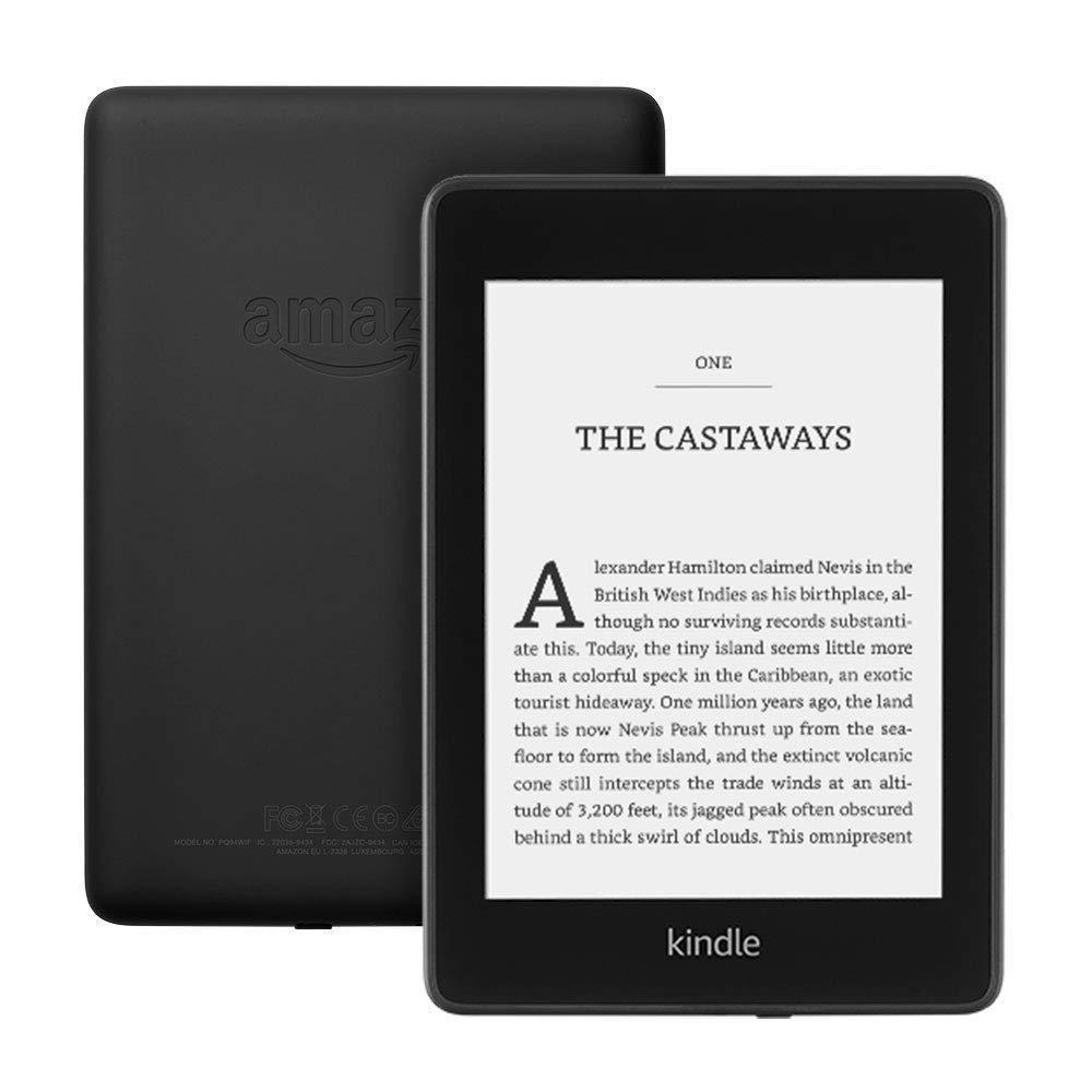 Электронная книга с подсветкой Amazon Kindle Paperwhite 10th Gen. 8GB (CR)