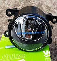 Противотуманная фара для Citroen C4 '04-12 левая/правая (Valeo)