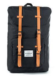 Рюкзак для ноутбука Miyahouse черный (503)