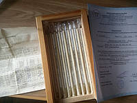 Термометры лабораторные ТЛ-6 ТУ 25-2021.003-88 (-30+360 С),возможна калибровка в УкрЦСМ, фото 1