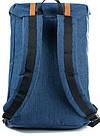 Рюкзак с карманом для ноутбука Miyahouse синий.(503\1), фото 2