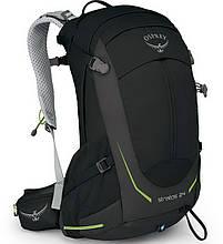 Рюкзак Osprey Stratos (24л), чорний
