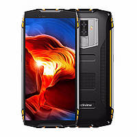 "Смартфон Blackview BV6800 Pro 4/64Gb Yellow, 16/8Мп, 5,7"" IPS, 2SIM, IP68, 4G, 6180мА, 8 ядер"