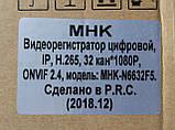 Відеореєстратор IP 32-канальний N6632F5, фото 3