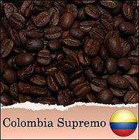 Кофе в зернах Arabica Columbiya Supremo свежеобжаренный, 1000 гр