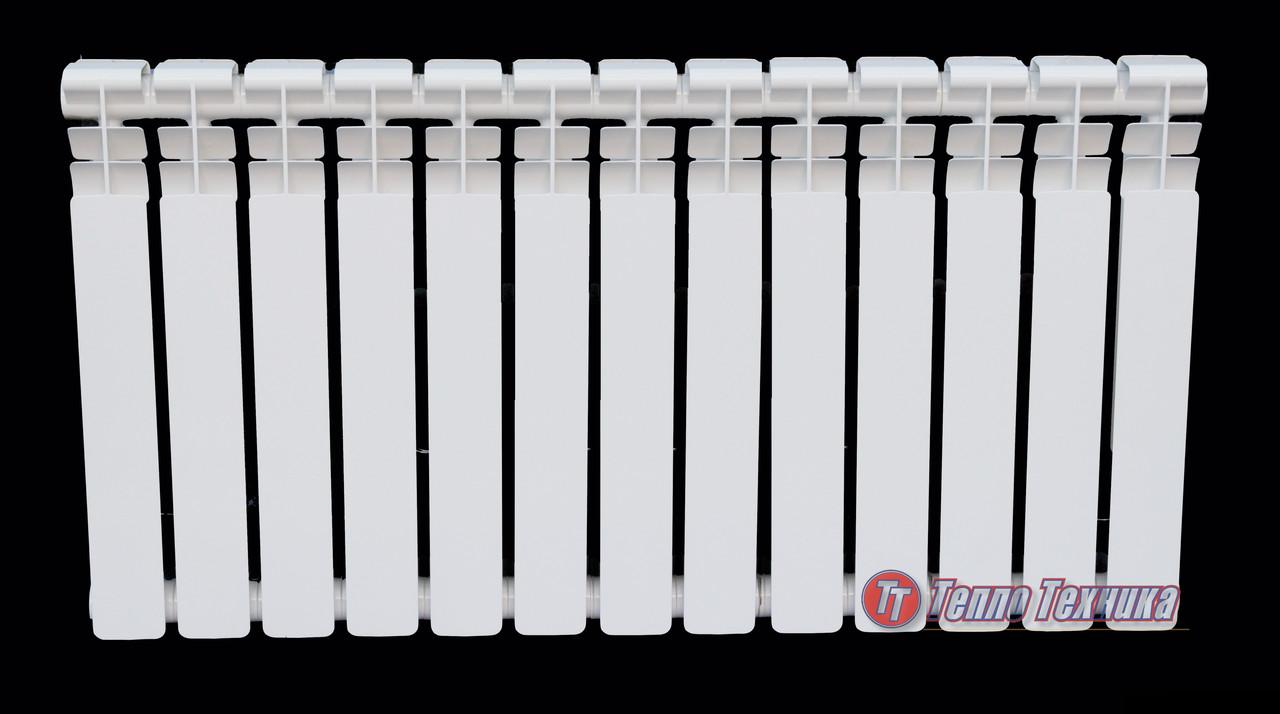 Радиатор отопления биметаллический Алтермо ТОРИНО 555*78*80 13 секций