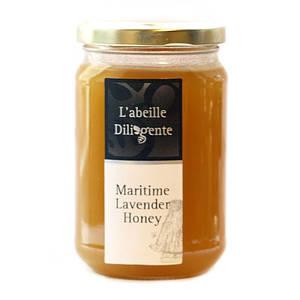 Мед лавандовый L'abeille Diligente, 375г