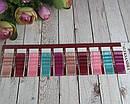 Невидимки Aleksandra короткие цветные 100 шт. на ленте, фото 2
