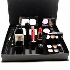Подарочный набор Chanel 9 в 1 Present Set, набор косметики Шанель 9 в 1, набор косметики Шанель реплика