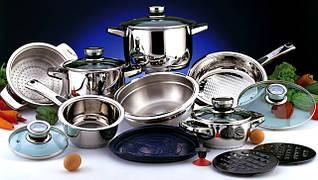 Посуд Європейського виробництва