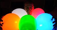 Повітряні кульки з LED підсвічуванням Balloons, фото 1
