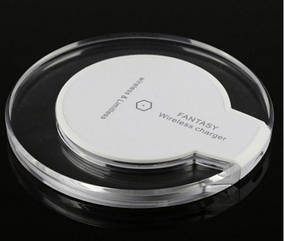Беспроводная зарядка для смартфонов - Wireless Charger Fantasy универсальная беспроводная зарядка
