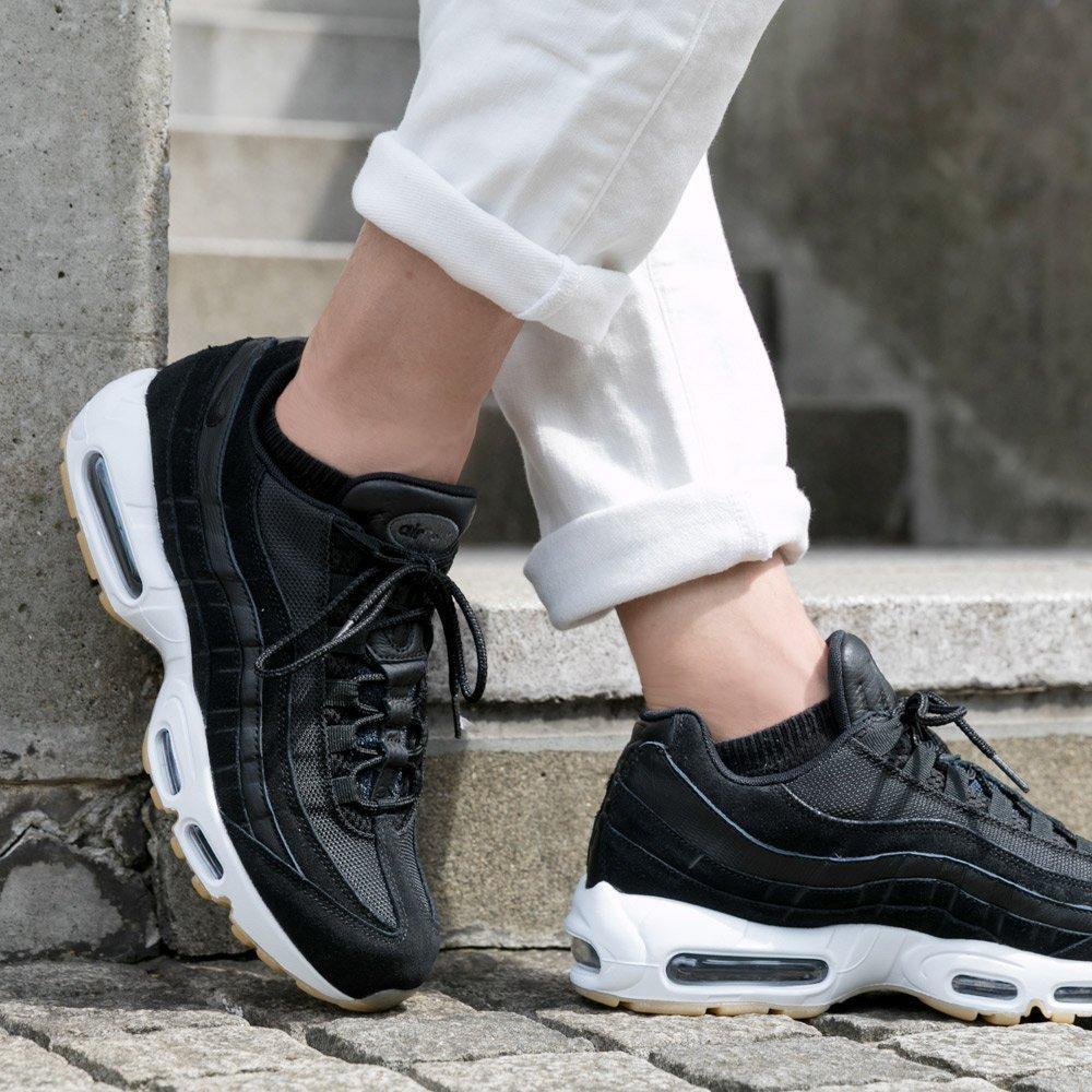 Nike Air Max 95 Premium Black 538416 020  538416 020