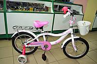 """Детский велосипед Optima Caramel 16"""""""