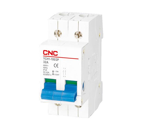 Вимикач навантаження серії Safe YCH1-125 — CNC™