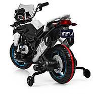 Мотоцикл детский M 3897L-1 Гарантия качества Быстрая доставка, фото 4