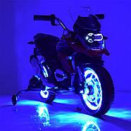 Мотоцикл детский M 3897L-1 Гарантия качества Быстрая доставка, фото 5