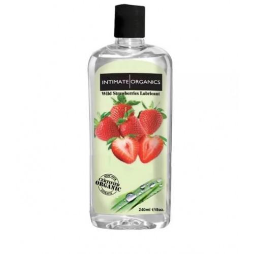 "Интимная смазка на водной основе""Organics"" Клубника 240 mg"