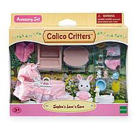 Calico Critters Sophie's Love 'n Care Sylvanian Families Sophie Сильваниан фемелис кролик заец Софи