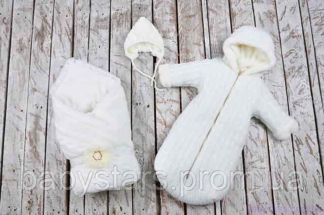 подарунковий набір для новонародженого на виписку