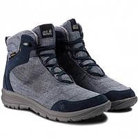 9ede9829f61e66 Черевики зимові жіночі Jack Wolfskin Seven Wongers Texapore MID W Fashion  Boot, р. 10