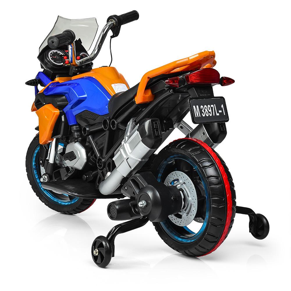 ... Мотоцикл детский M 3897L-7 Гарантия качества Быстрая доставка b7aa020587a39