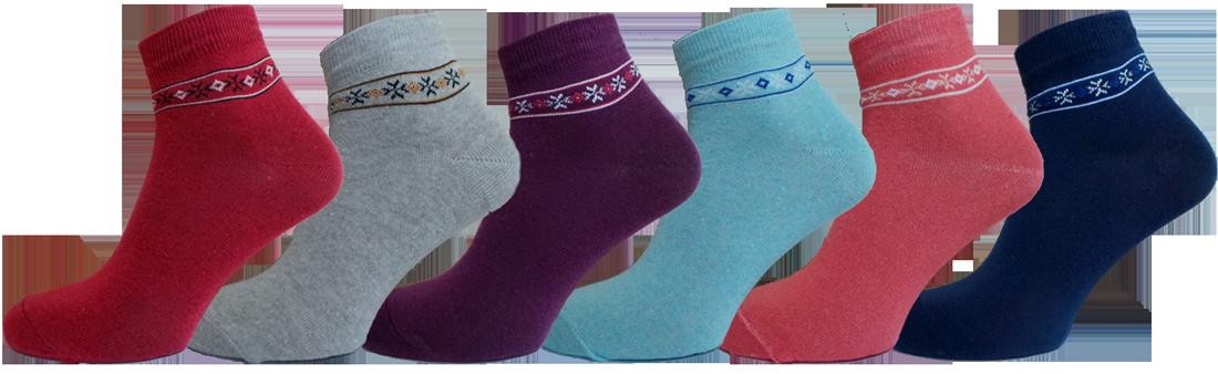 """Жіночі шкарпетки""""lomani"""""""