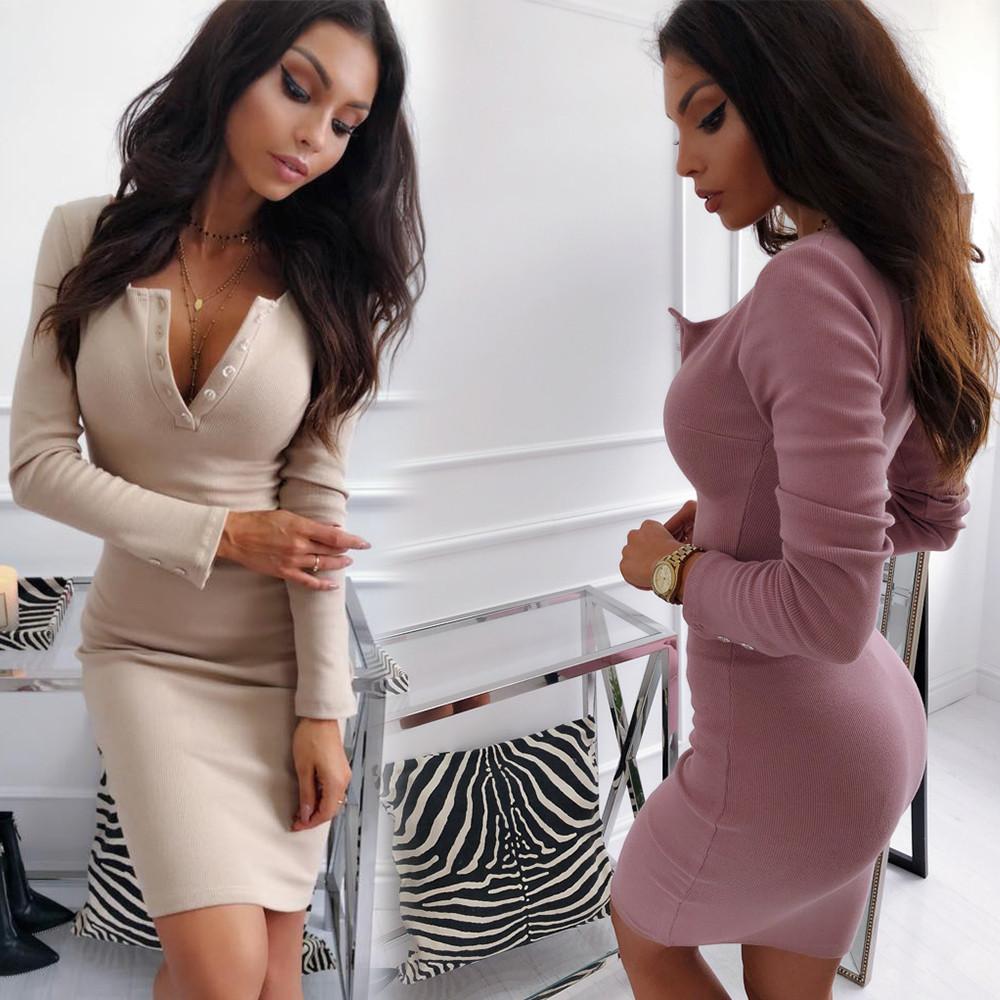 Романтическое платье в обтяжку с вырезом декольте /разные цвета, 42-50р, sh-014/
