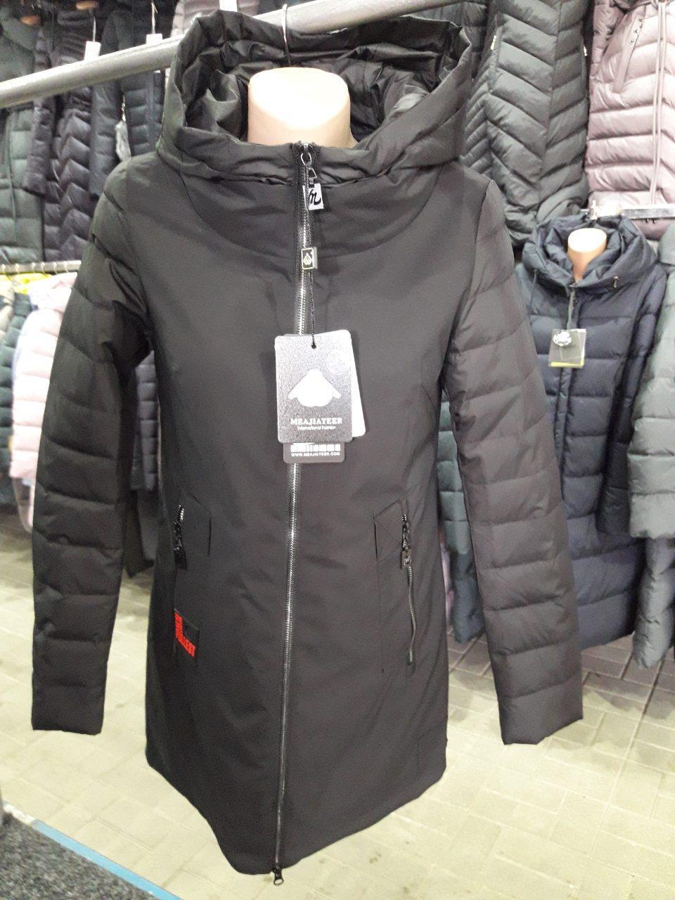 54270e58e78 Женская куртка весна-осень 2019 Meajiateer 01