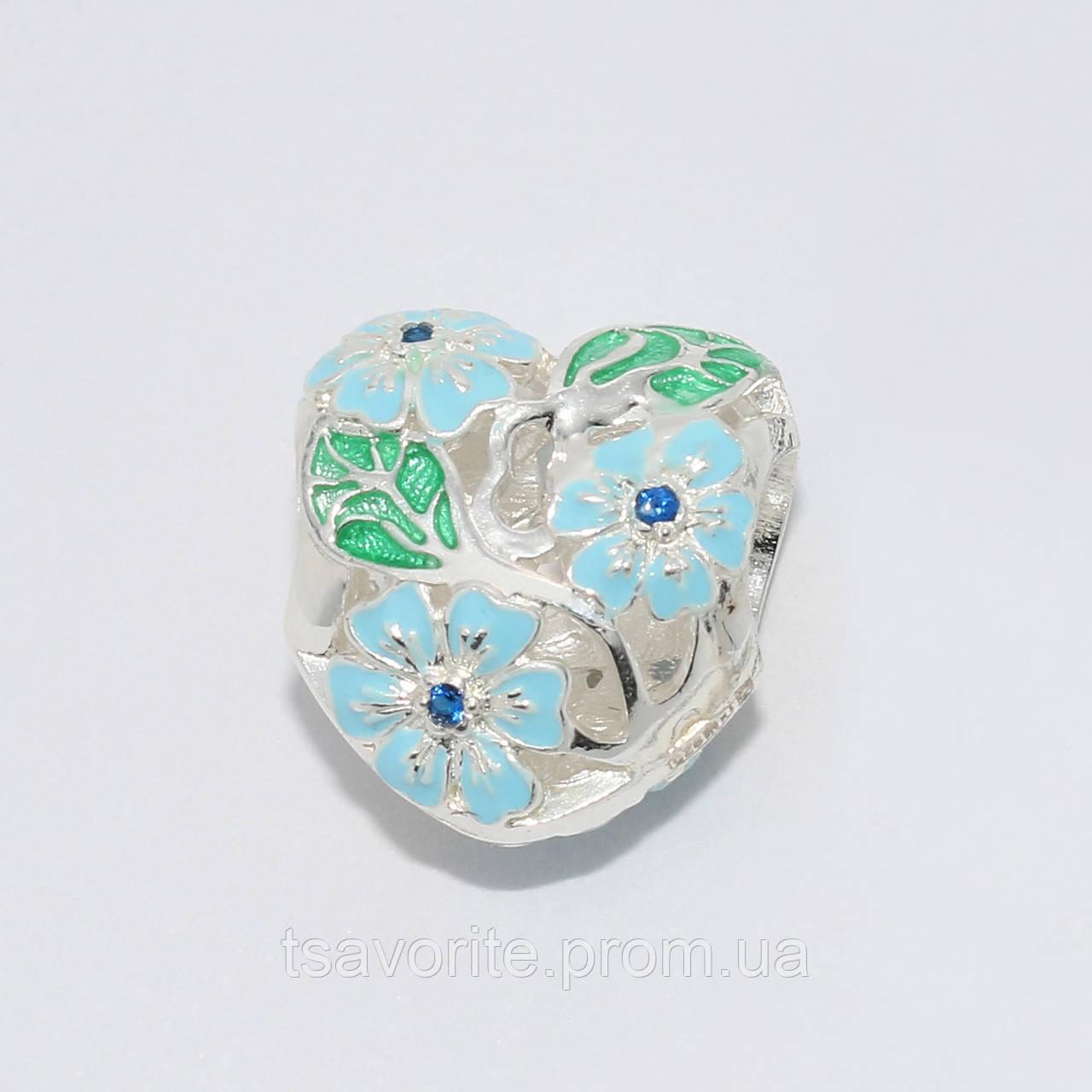 Серебряная подвеска-шарм для Pandora 3110917