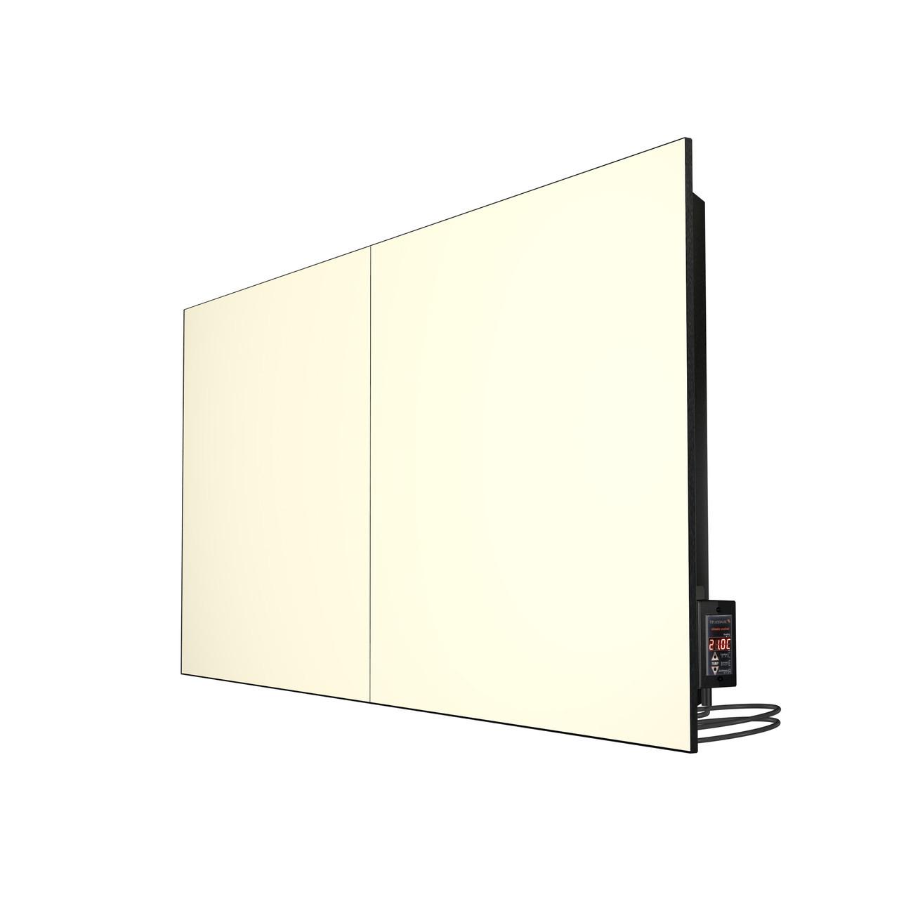 Керамічний інфрачервоний конвекційний обігрівач TC1000C 1000Вт (Білий мармур)