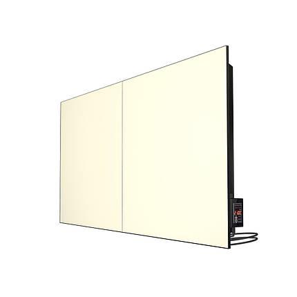 Керамічний інфрачервоний конвекційний обігрівач TC1000C 1000Вт (Білий мармур), фото 2