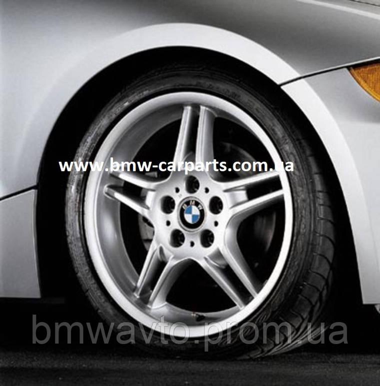 Комплект оригинальных легкосплавных дисков BMW Double Spoke 125 , фото 2