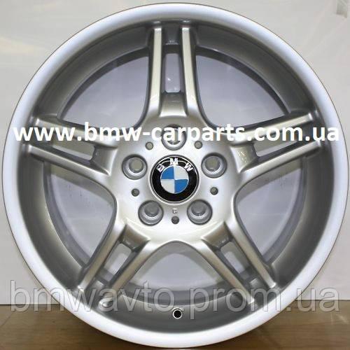 Комплект оригинальных легкосплавных дисков BMW Double Spoke 125