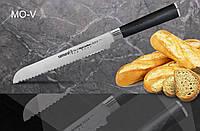 Нож кухонный Samura MO-V  185 мм