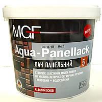 Лак панельний MGF AQUA-PANELLACK 5л глянцевий