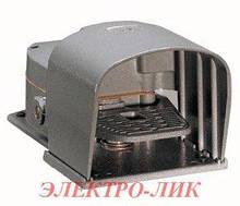 Выключатель ножной KR2 00 L11 металл, с задерж. переключения