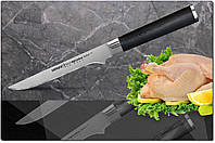 """Нож кухонный обвалочный, 150 мм, Samura """"Mo-V"""""""