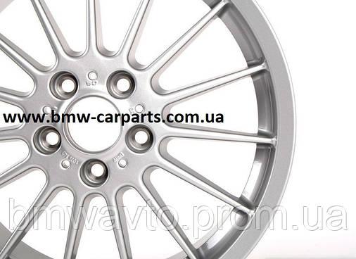 Комплект оригинальных литых дисков BMW R18 Brilliant Line 32, фото 2