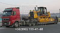 Перевозка негабаритных грузов Днепр - Сумы. Негабарит. Аренда трала.