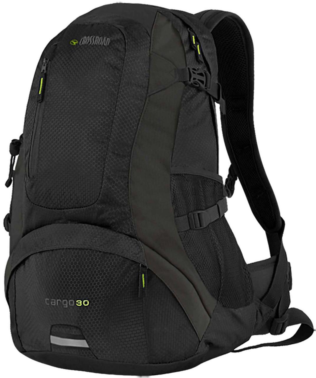 Рюкзак туристичний Crossroad CARGO 30L black